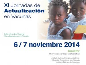 Caratula Jornadas Vacunas 2014