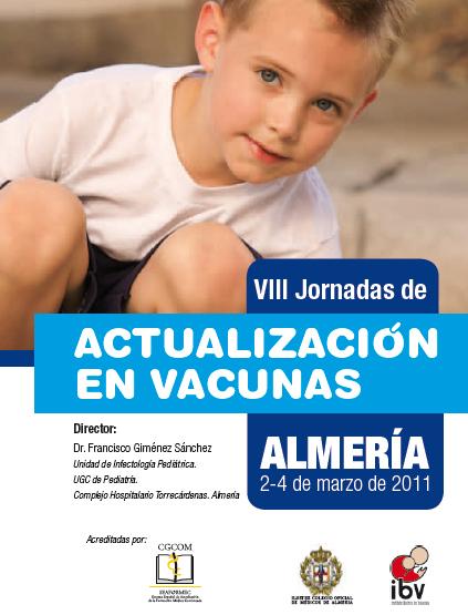VIII Jornadas de Actualización en Vacunas
